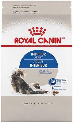 Royal Canin Indoor Adult Dry Cat Food, 15-lb bag