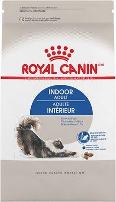 Royal Canin Indoor Adult Dry Cat Food, 7-lb bag