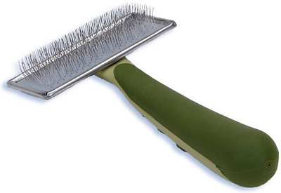 Safari Soft Slicker Brush for Dogs, Medium