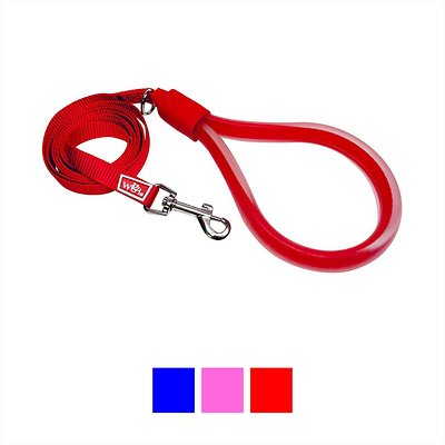 Wigzi Nylon Standard Gel Handle Dog Leash