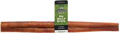 "Redbarn Bully Stick 9"" Dog Treat"