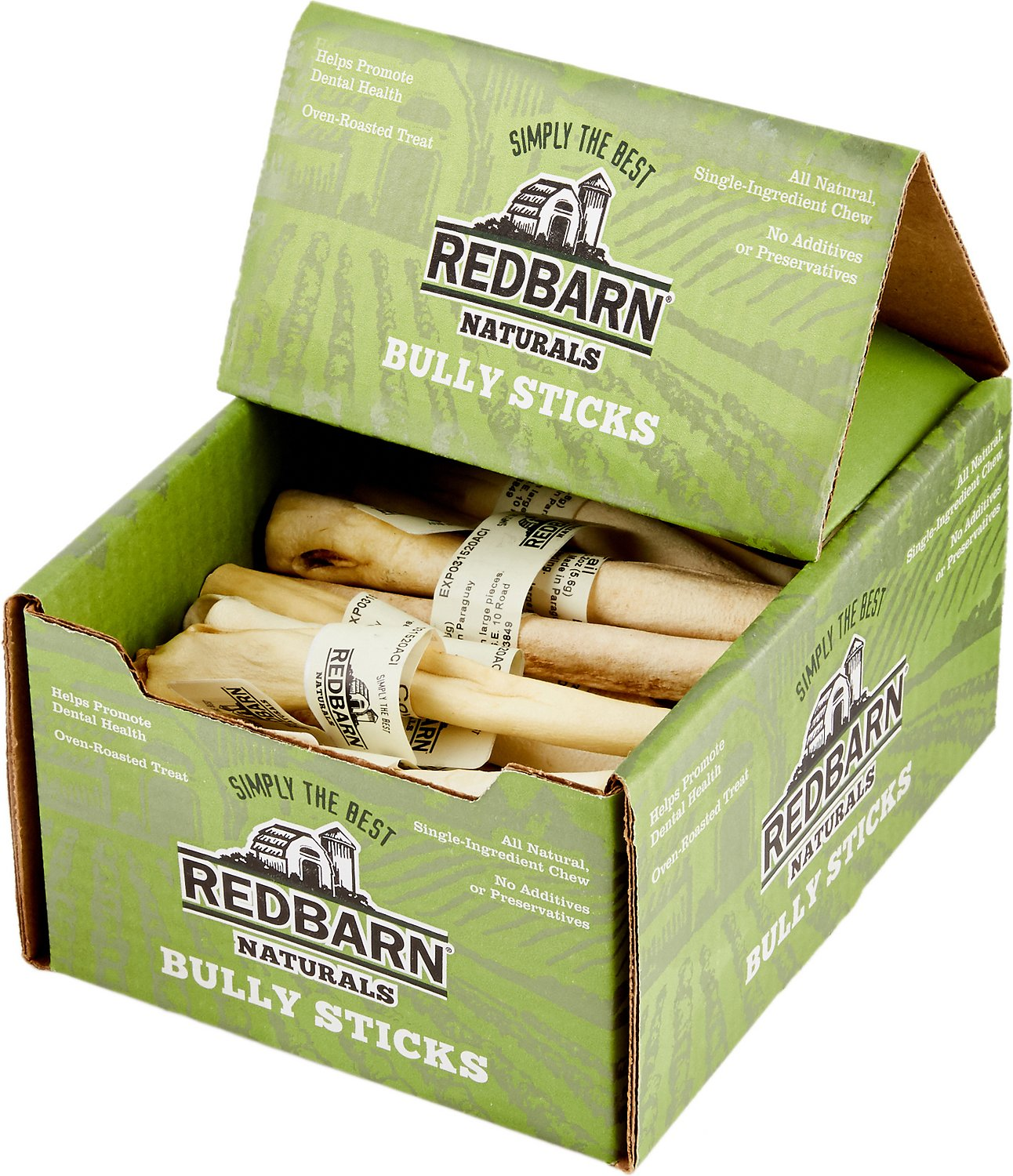 Redbarn Naturals Cow Tails Dog Treats