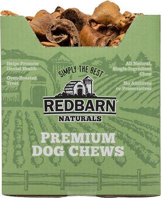 Redbarn Piggy Puffs Dog Treats, 65 count