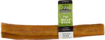 "Redbarn Bully Stick 7"" Dog Treat"