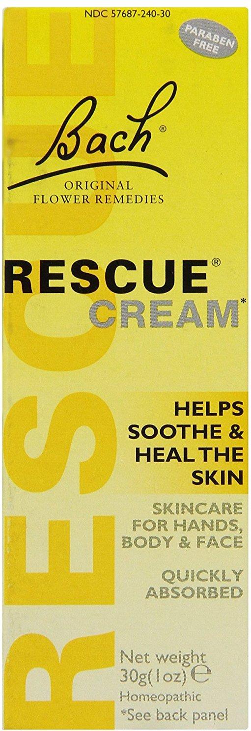 Rescue Remedy Rescue Cream, 1-oz