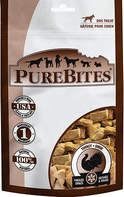 PureBites Turkey Breast Freeze-Dried Dog Treats