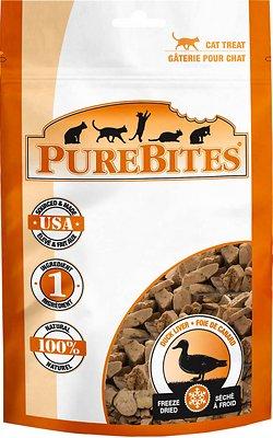 PureBites Duck Freeze-Dried Cat Treats