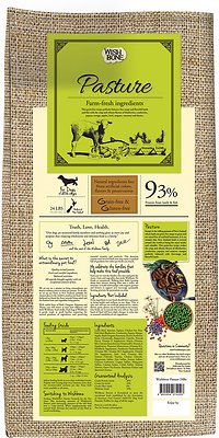 Wishbone Pasture Grain-Free Dry Dog Food