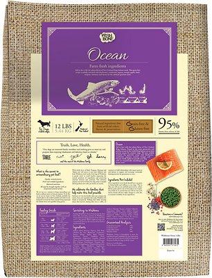 Wishbone Ocean Grain-Free Dry Dog Food, 12-lb