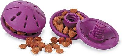 PetSafe Busy Buddy Twist 'n Treat Dog Toy, Medium Size: Medium