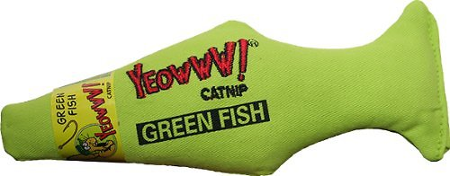 Yeowww! Catnip Fish Cat Toy