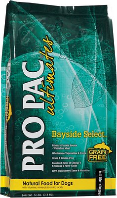 Pro Pac Ultimates Bayside Select Fish & Potato Grain-Free Dry Dog Food