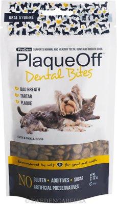 ProDen PlaqueOff Dental Bites Dog & Cat Treats