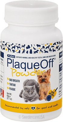 ProDen PlaqueOff Powder Dog & Cat Supplement