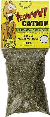 Yeowww!Organic Catnip, 1-oz bag