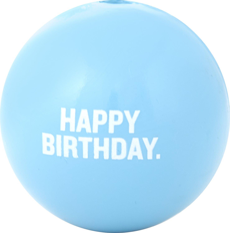 Planet Dog Orbee-Tuff Happy Birthday Ball Dog Toy