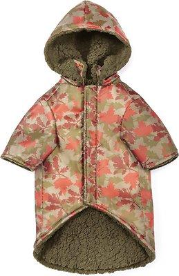 Zack & Zoey Elements Camouflage Thermal Dog Coat, X-Large