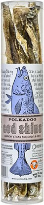 Polkadog Bakery Cod Skins Dog & Cat Treats