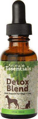 Animal Essentials Detox Blend Liver Support Dog & Cat Supplement