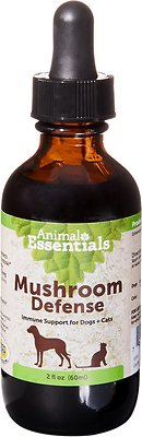 Animal Essentials Mushroom Defense Immune Support Dog & Cat Supplement