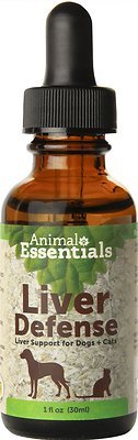 Animal Essentials Liver Defense Support Dog & Cat Supplement
