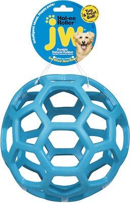 JW Pet Hol-ee Roller Dog Toy, Color Varies, Jumbo