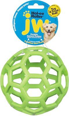 JW Pet Hol-ee Roller Dog Toy, Color Varies, Large