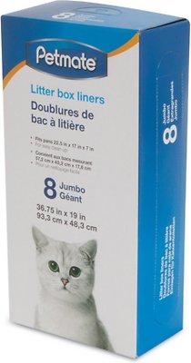 Petmate Litter Pan Boxed Liners