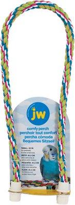 JW Pet Small Comfy Bird Perch, 32-in