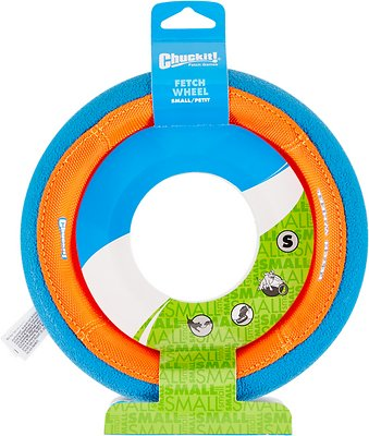 Chuckit! Fetch Wheel Dog Toy, Small