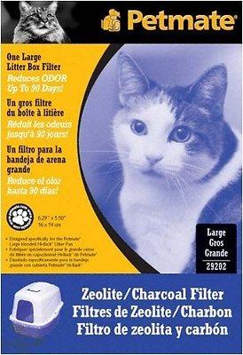 Petmate Zeolite Basic Litter Box Filter