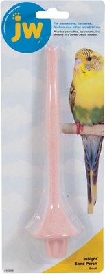 JW Pet InSight Sand Bird Perch, Small
