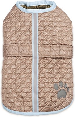 Zack & Zoey Quilted Thermal Nor'Easter Dog Coat