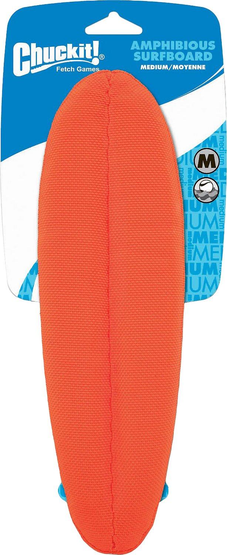 Chuckit! Amphibious Surfboard, Color Varies, Medium