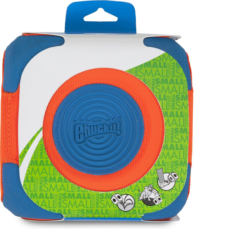 Chuckit! Kick Cube Dog Toy