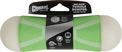 Chuckit! Tumble Bumper Max Glow, Medium