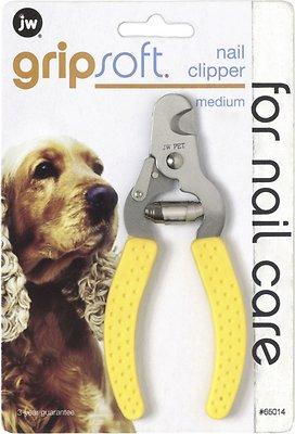 JW Pet Gripsoft Nail Clipper, Medium