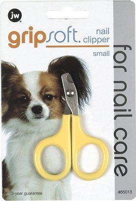 JW Pet Gripsoft Nail Clipper, Small