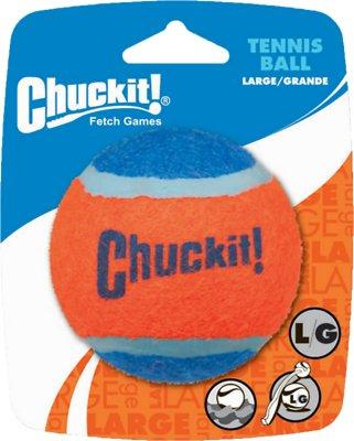 Chuckit! Tennis Ball, Large, 1-pk