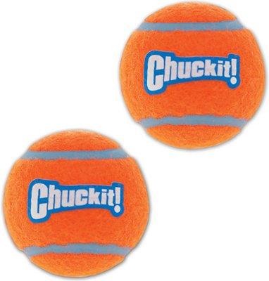 Chuckit! Tennis Ball, X-Large, 2-pk
