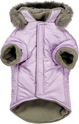 Zack & Zoey Polar Explorer Quilted Thermal Dog Parka