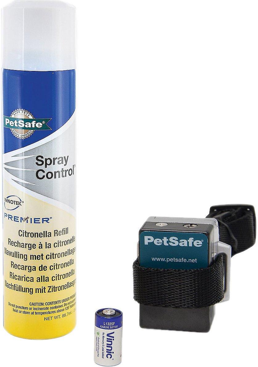 PetSafe Anti-Bark Citronella Spray Collar