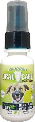 PetzLife Peppermint Oral Care Gel, 1-oz bottle