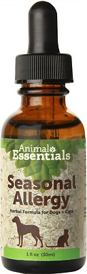 Animal Essentials Seasonal Allergy Herbal Formula Dog & Cat Supplement