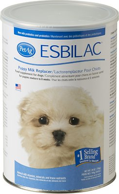 PetAg Esbilac Puppy Milk Replacer Powder, 28-oz can