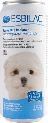 PetAg Esbilac Puppy Milk Replacer Liquid, 11-oz can