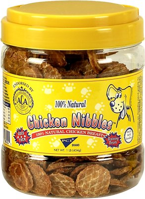 Pet Center Chicken Nibbles Dog Treats