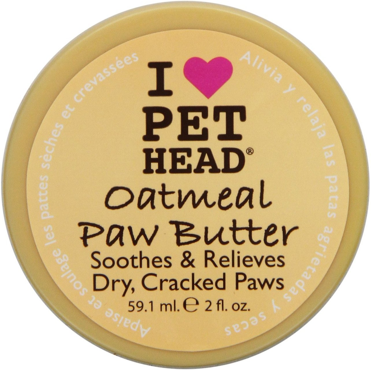 Pet Head Oatmeal Paw Butter 2 oz.