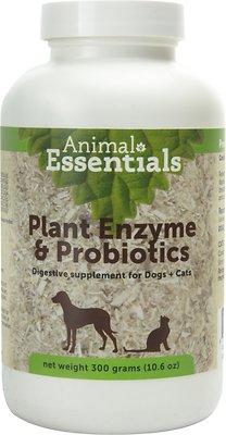 Animal Essentials Plant Enzyme & Probiotics Dog & Cat Supplement