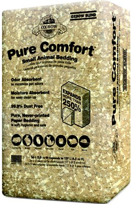 Oxbow Pure Comfort Small Animal Bedding, Oxbow Blend, 127-L